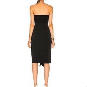 fc04ed5d17392 Alexis Dresses | Peyton Strapless Pompomtrim Cocktail Dress | Poshmark